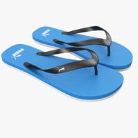 Puma Flip-Flops Blue