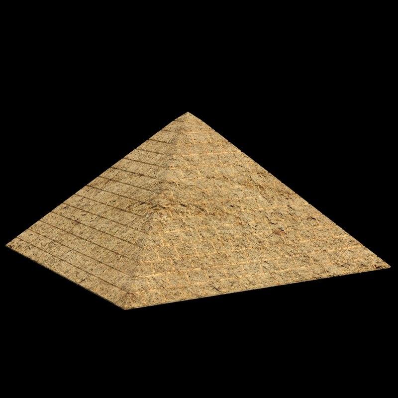 pyramid lightwave 3ds