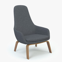 Era Lounge Chair high Normann Copenhagen