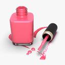 nail polish 3D models