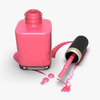 Nail Polish - Pink