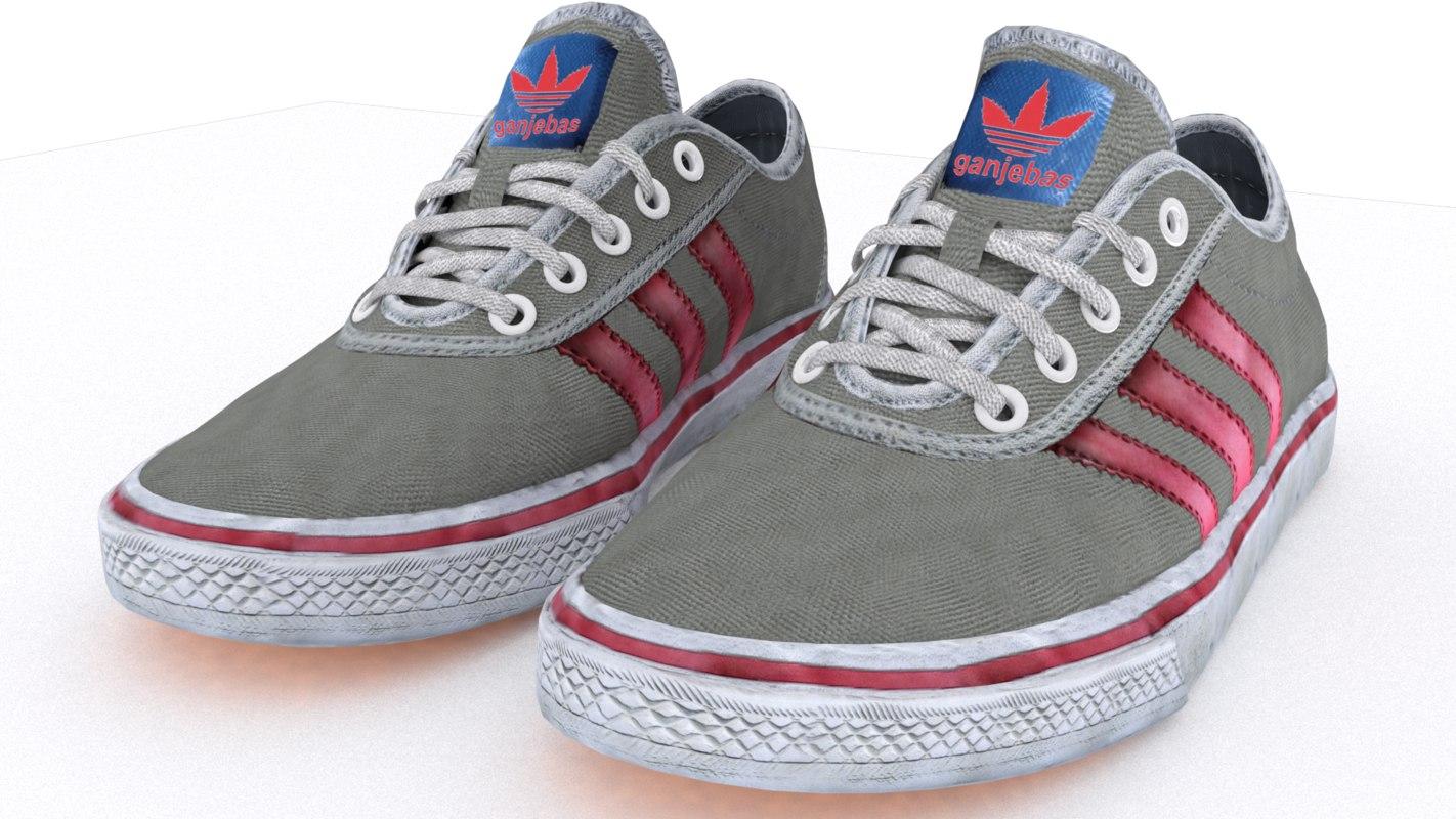 3d ganjebas sport shoes