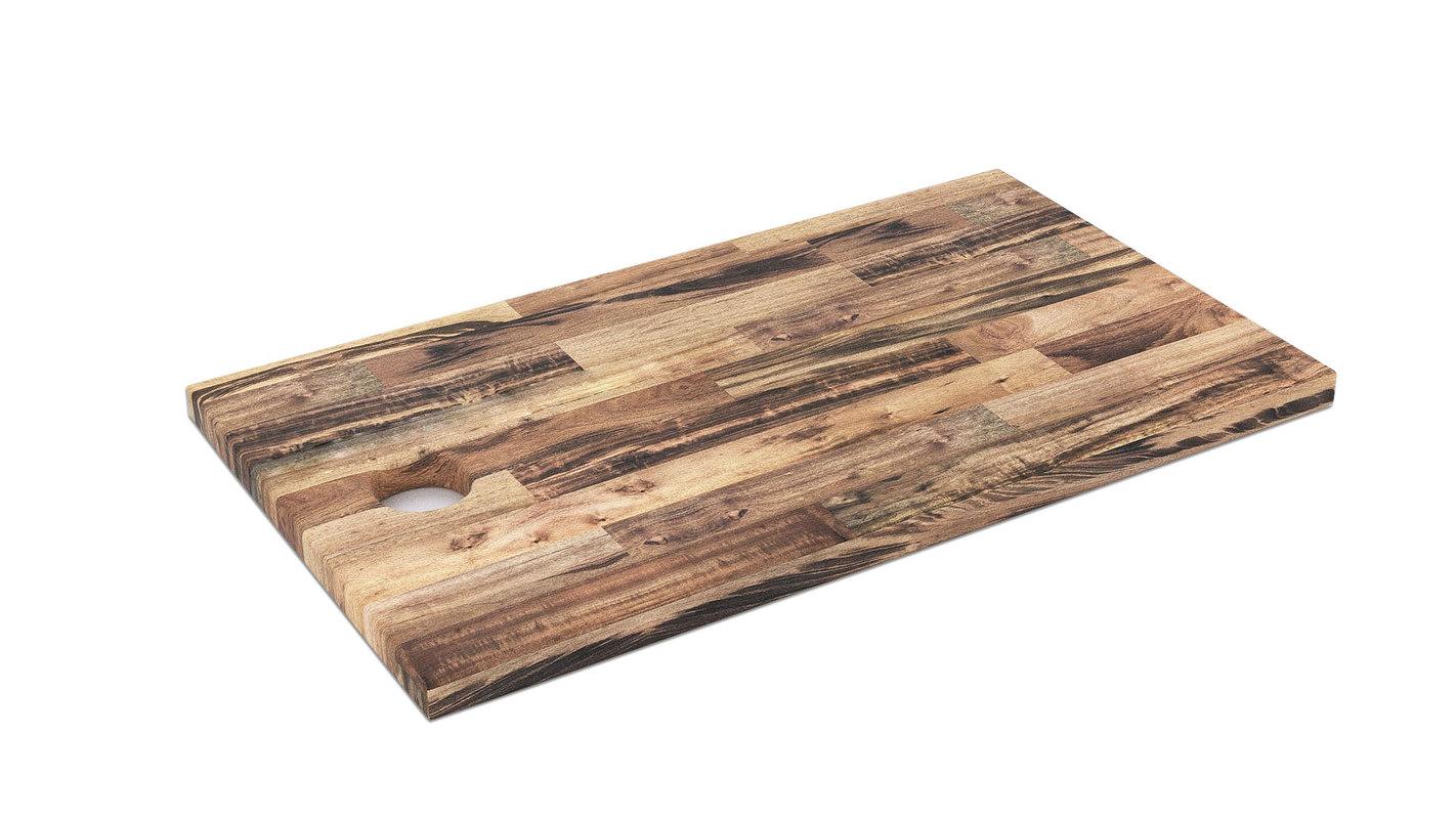 3d chopping board 2 model