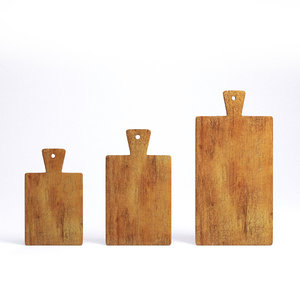 chopping board 5 set 3d 3ds