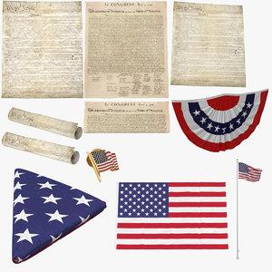 american symbols max