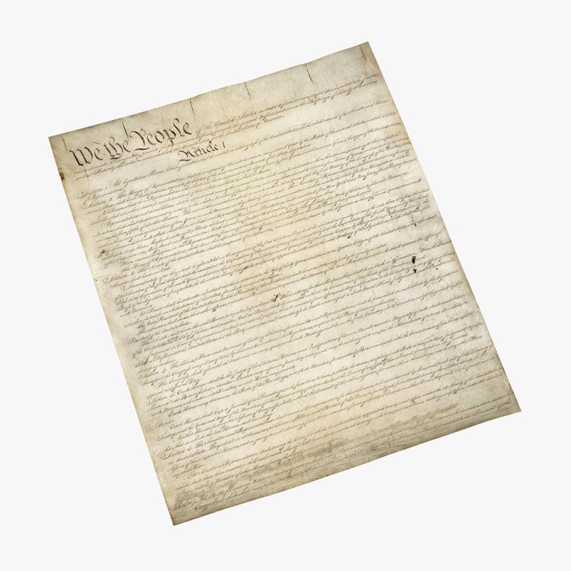 max american constitution