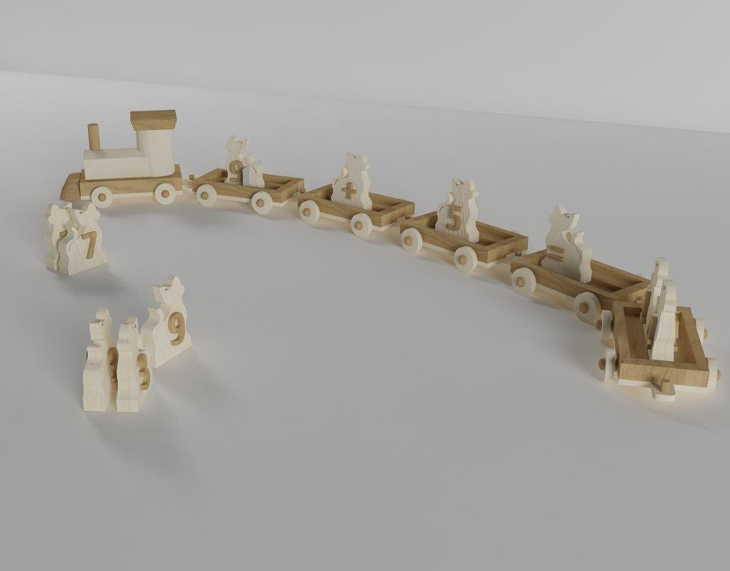 cutting milling cnc 3d model