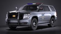 Chevrolet Tahoe PPV 2017