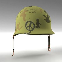 US Army M1 Helmet