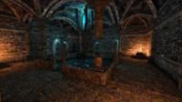 Medieval Elven Dungeon Ruins (Modular)