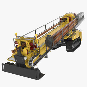 3d rotary drilling rig