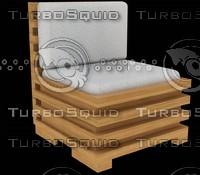 3d sillon interior