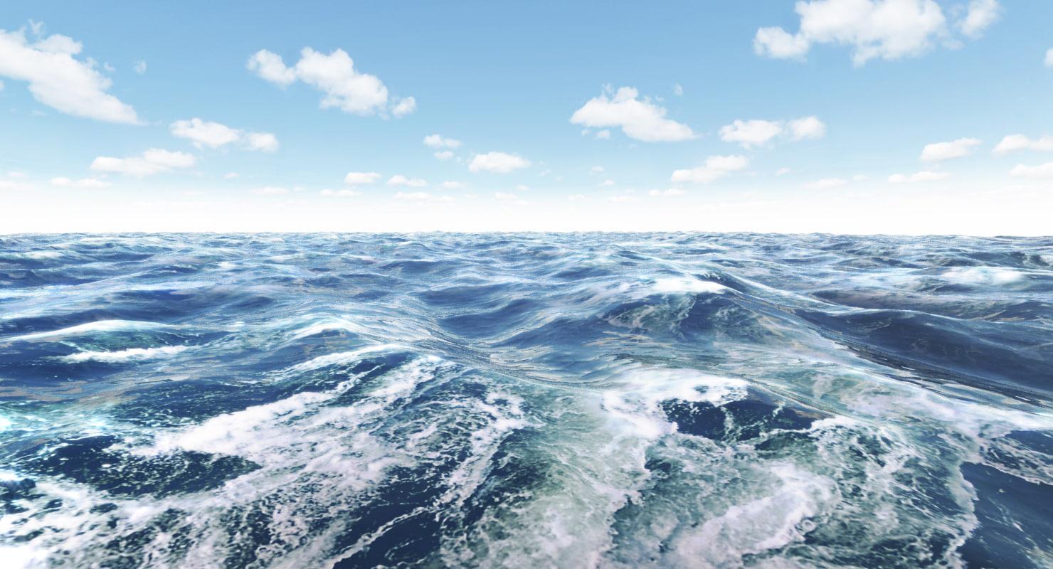 ocean waves max