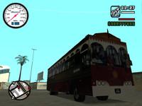 3d cas ligas terengganu city bus model