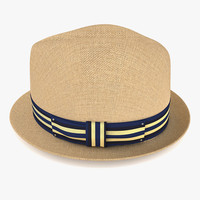 Women Fedora Hat 001