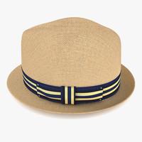 x women fedora hat 001