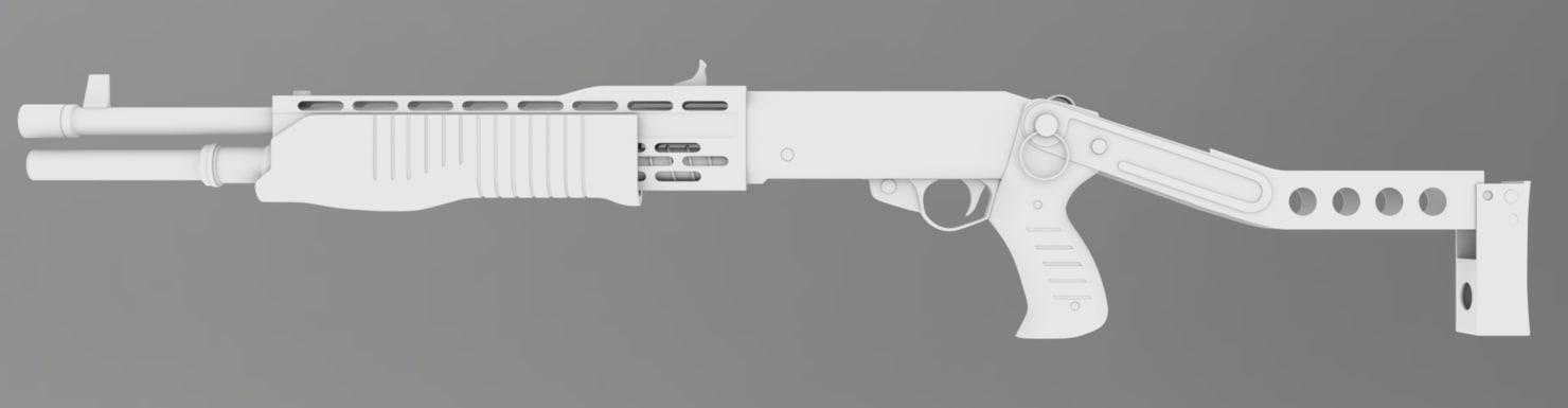 spas 12 3d model