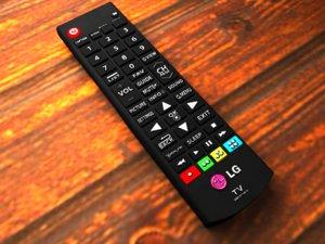 control lg sopn4500 3d model