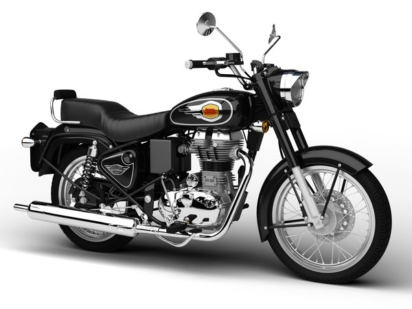 3ds royal enfield bullet 500