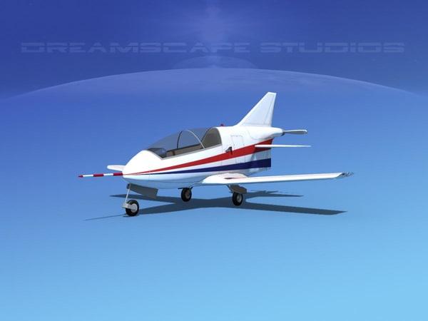 3ds plane bd-5 bede