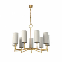 hudson valley chandelier 3d max