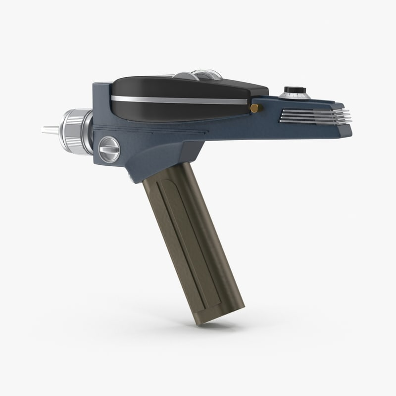 max star trek phaser