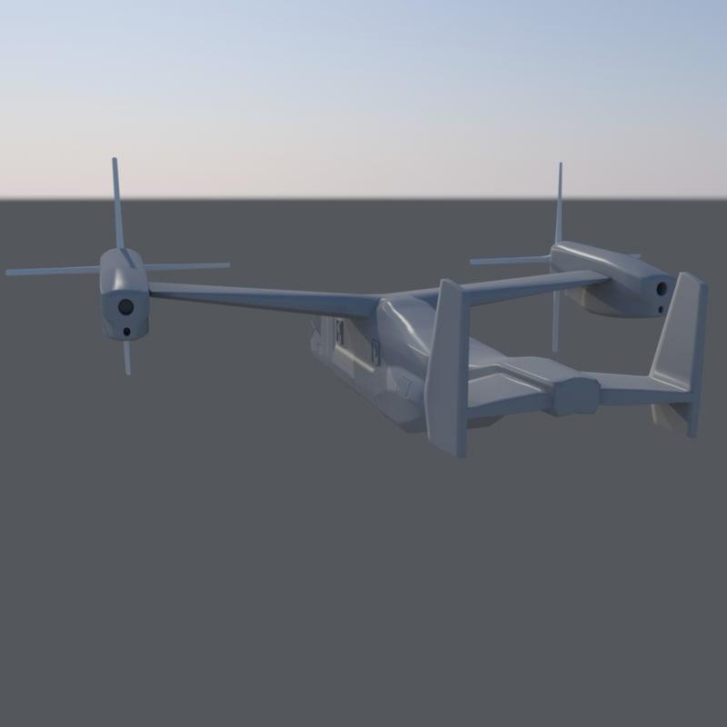 military osprey max