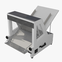 3d bread slicer model