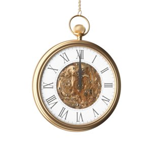 3d obj pocket watch animation