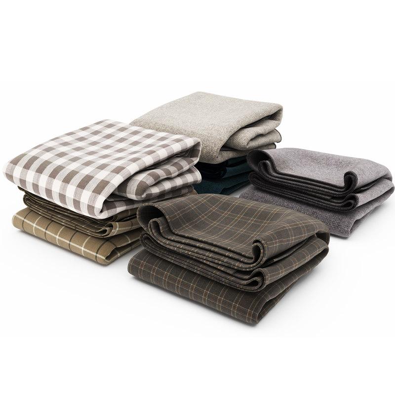 3d model blanket 02