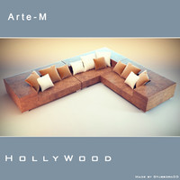 3d sofa hollywood