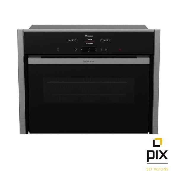 3d microwave oven neff model