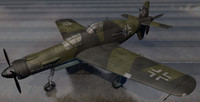 3ds dornier do-335 a-12 bomber
