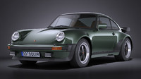 Porsche 911 930 Turbo 1975