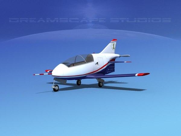 3d plane bd-5 bede