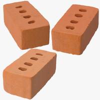 3d 3 bricks