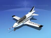 3d plane bd-5 bede model