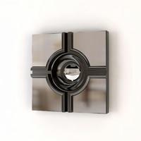 3d eichholtz mirror jagger model
