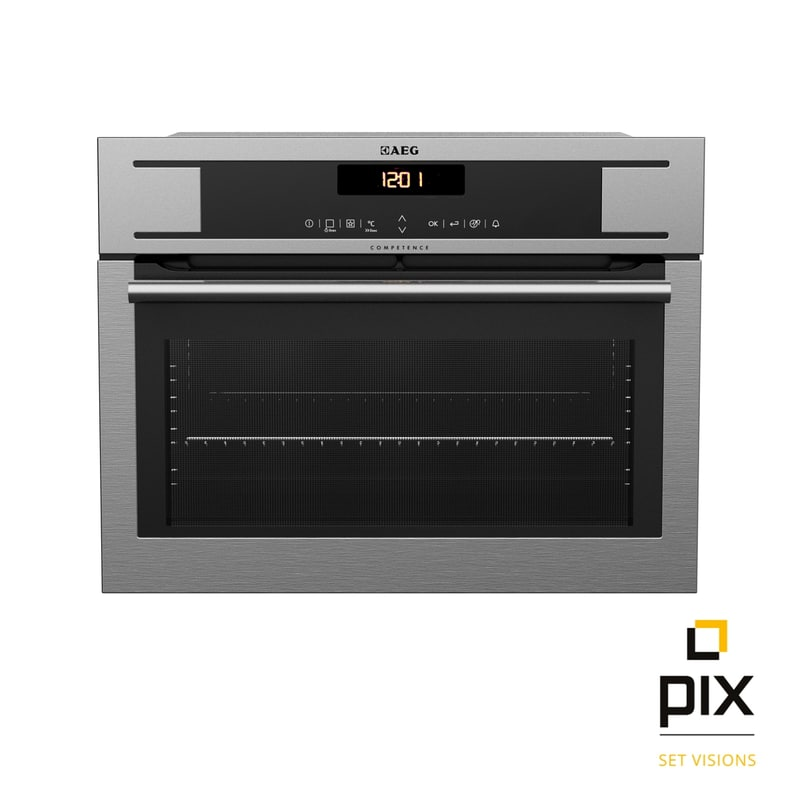 3d model of photorealistic aeg compact oven