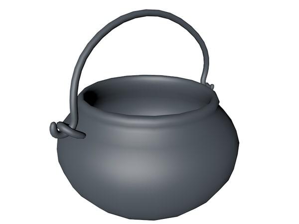 witches cauldron 3d 3ds