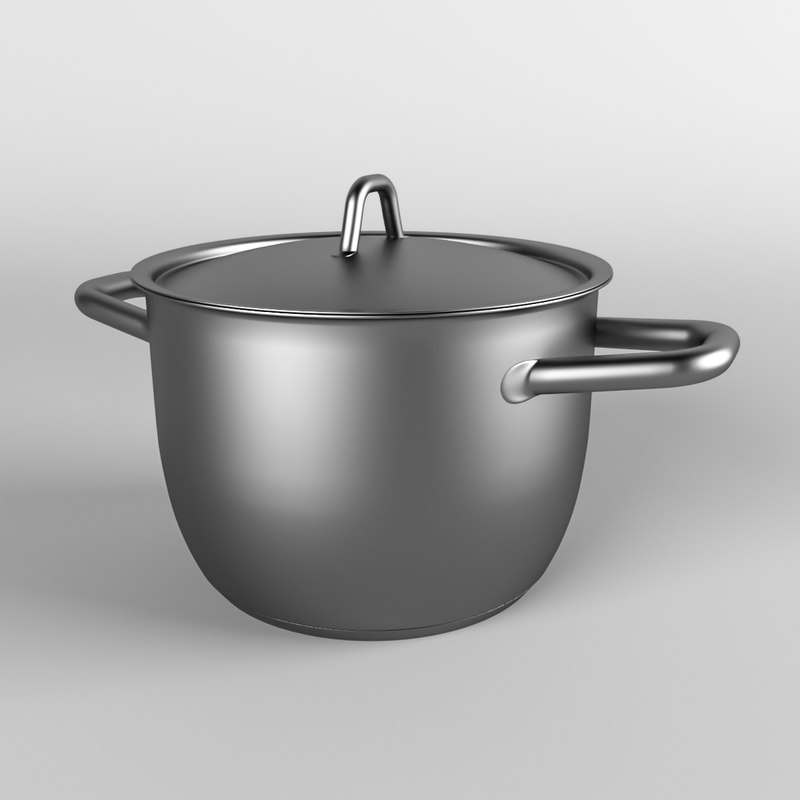 3d model pan oumberlig