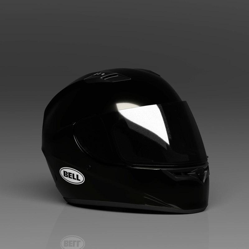 bell qualifier helmet 3ds