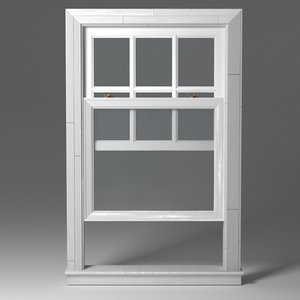 window cycles realistic 3d blend