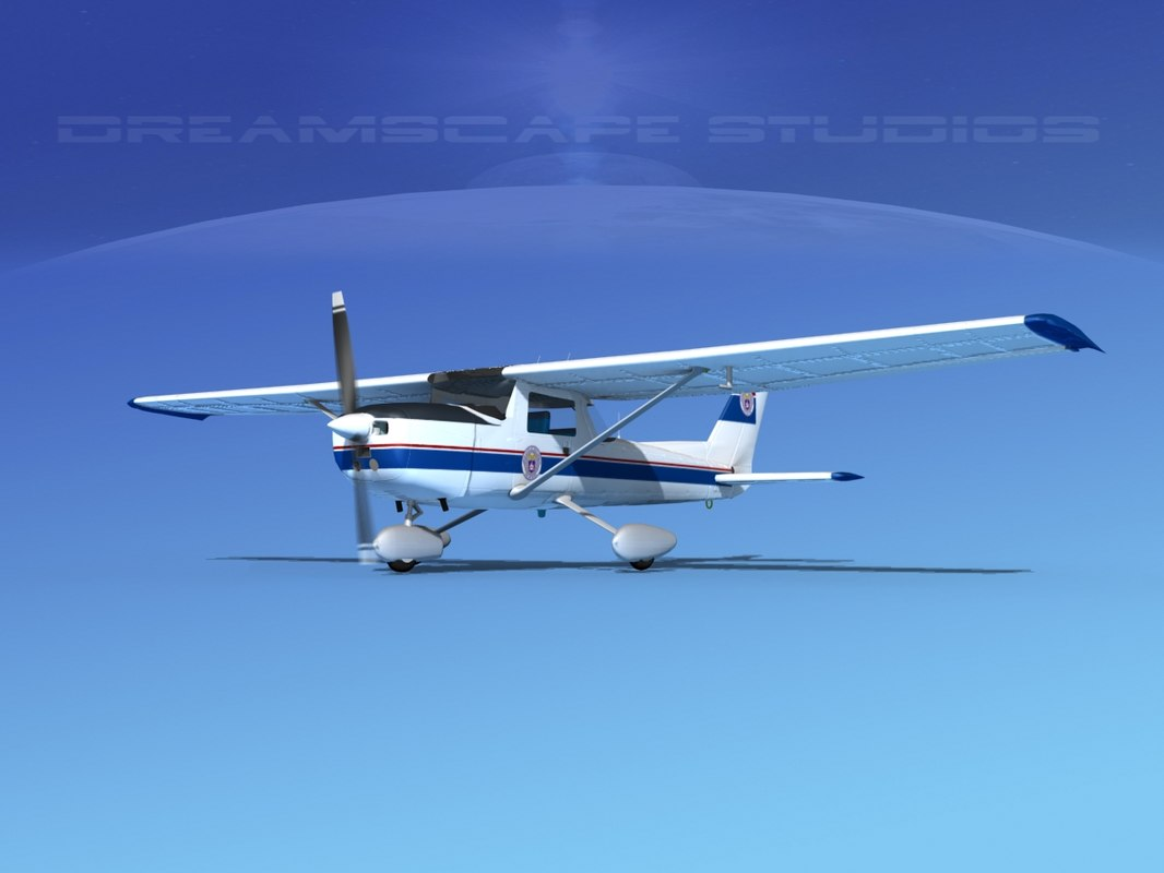 cessna 152 commuter 3ds