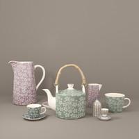 teapot plate jug max