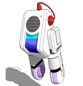 han-s 3d model