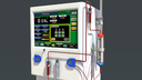 dialysis 3D models