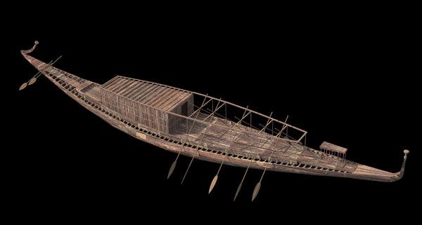 egypt ships 3ds