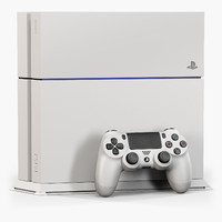 sony playstation 4 stand 3d max