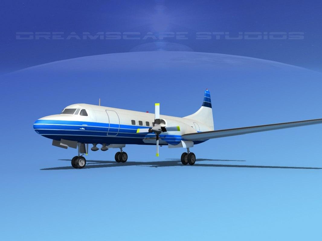 max propellers convair cv-580